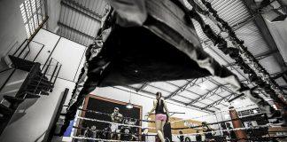 Allenamento sport combattimento