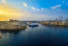 Malta itinerario in bici