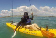 kayak fishing pesca